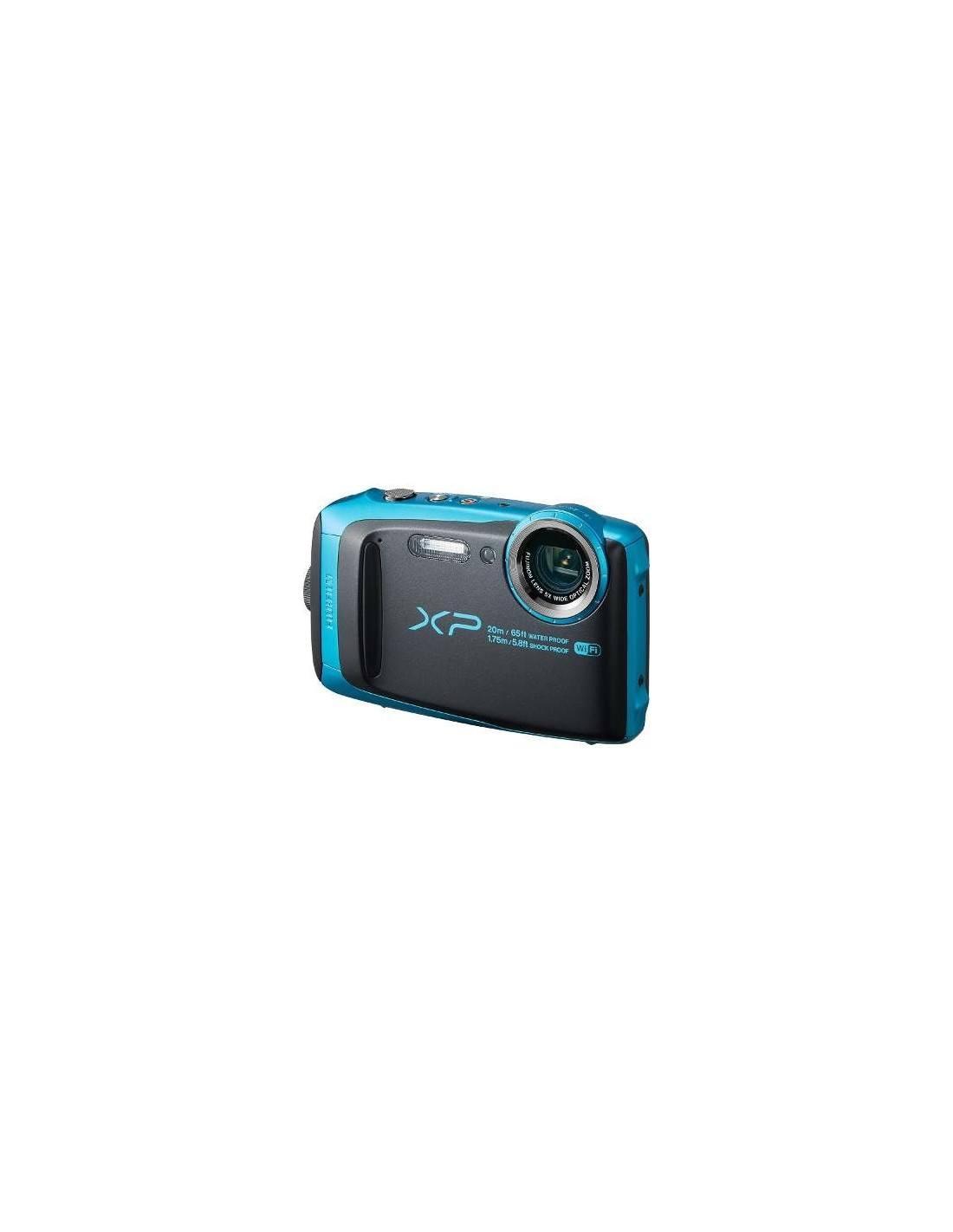 Cámara Digital Fujifilm XP120 Cielo Azul Acció Impermeable a prueba de impactos A prueba de congelación